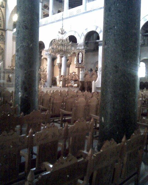 В храме св. Димитрия