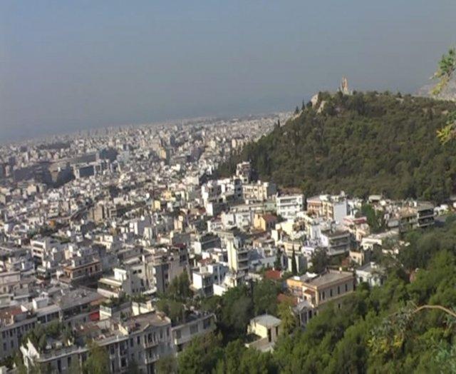 Вид с Акрополя
