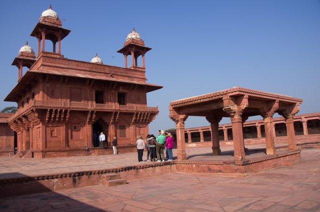 Фатехпур-Сикри, Индия