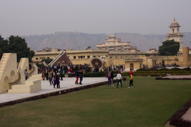 Обсерватория, Джайпур, Индия