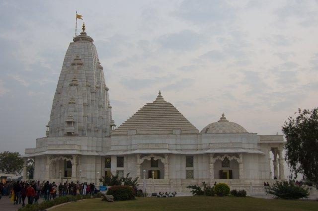 Индуистский храм, Джайпур, Индия