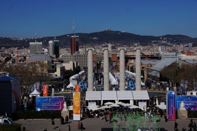 Выставочный комплекс Fira De Barcelona, Барселона