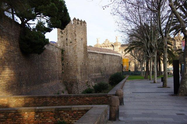 На проспекте Параллель, Барселона