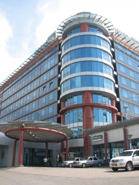 Гостиница Holiday Inn, Алматы