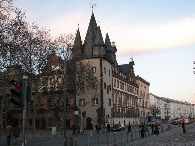 Исторические здания, Франкфурт-на-Майне