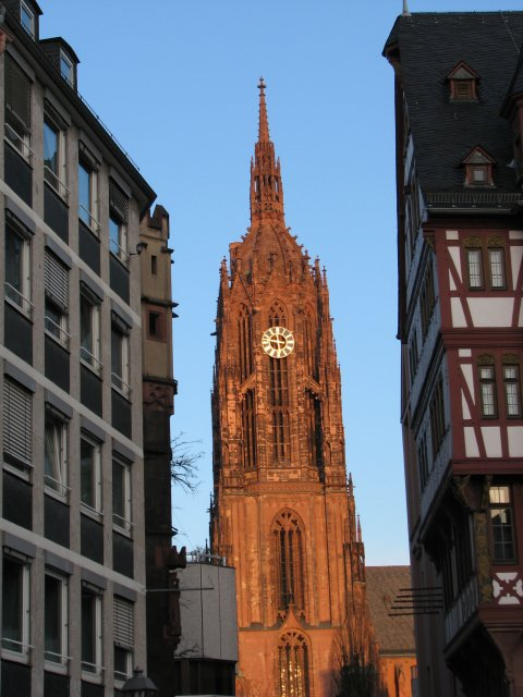 Франкфуртский собор, Франкфурт-на-Майне