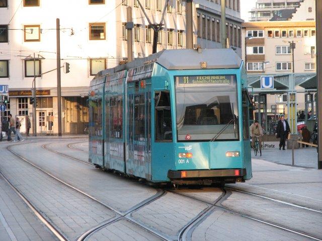 Франкфуртский трамвай