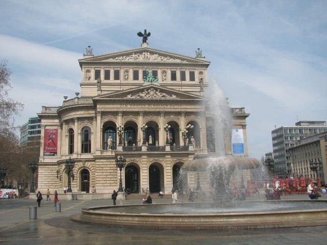 Старая Опера, Франкфурт-на-Майне