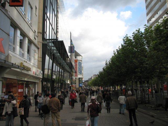 Пешеходная улица Цайль, Франкфурт-на-Майне