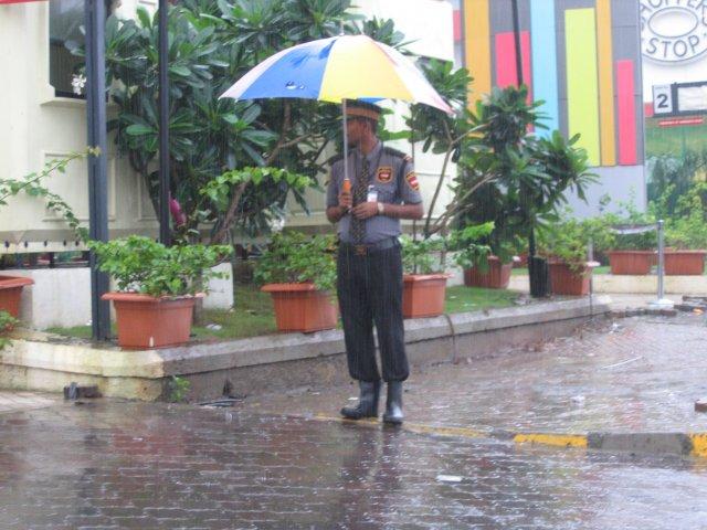 Полицейский, Мумбаи