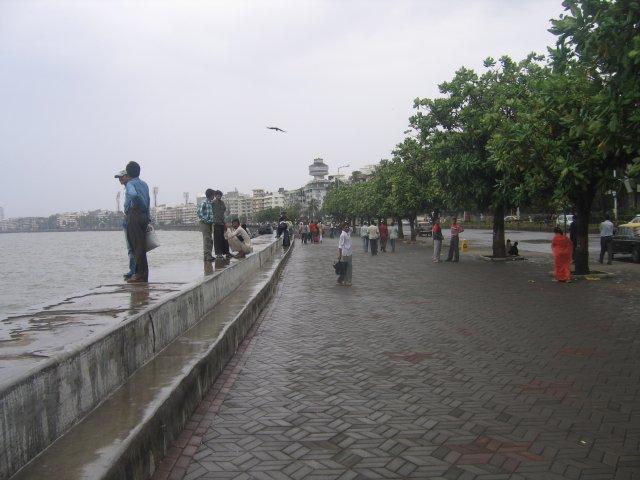 Набережная, Мумбаи