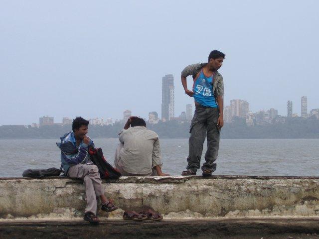 Лоботрясы, Мумбаи