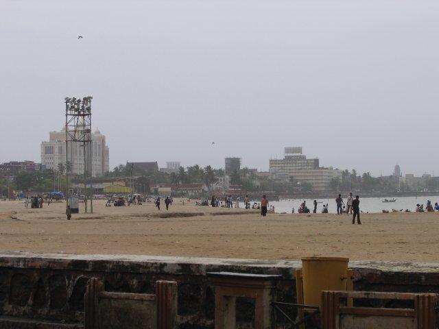 Пляж, Мумбаи