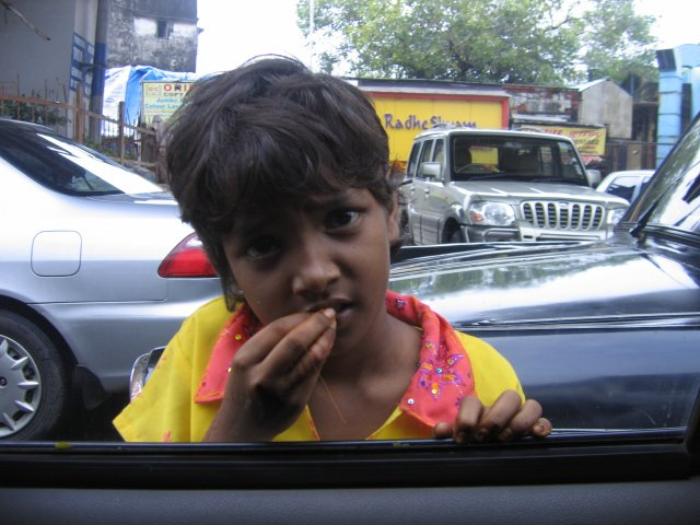 Попрошайка, Мумбаи