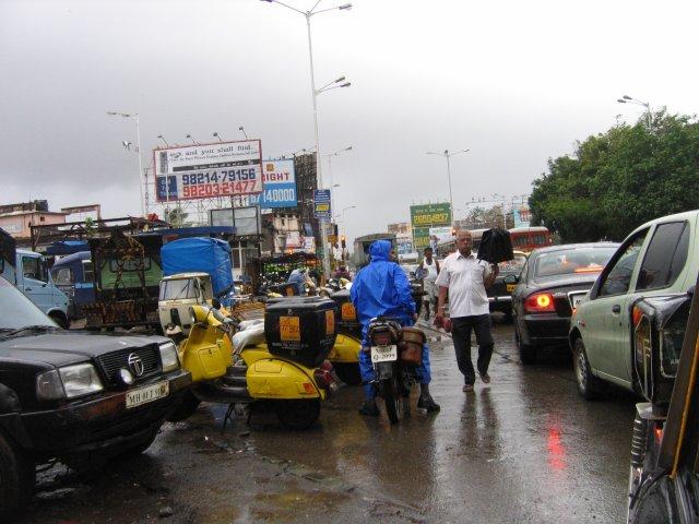 Пробка, Мумбаи