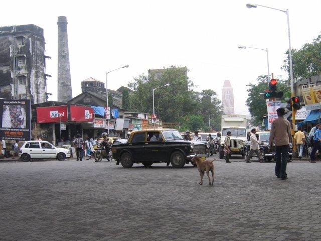 Перекресток, Мумбаи