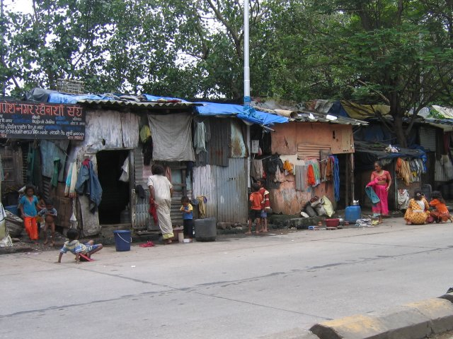 Трущобы, Мумбаи