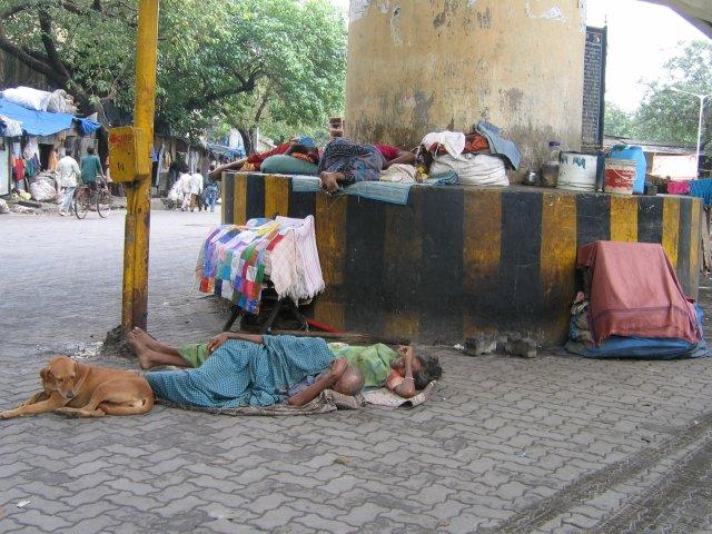 Под эстакадой, Мумбаи