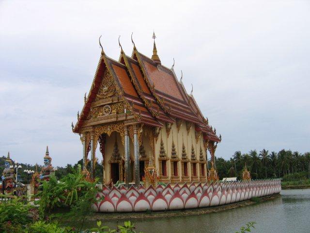 Тайский храм, Самуи