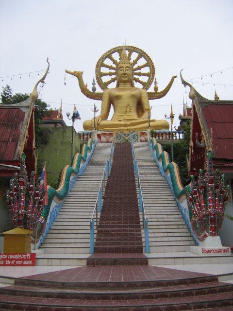 Золотой Будда, Самуи