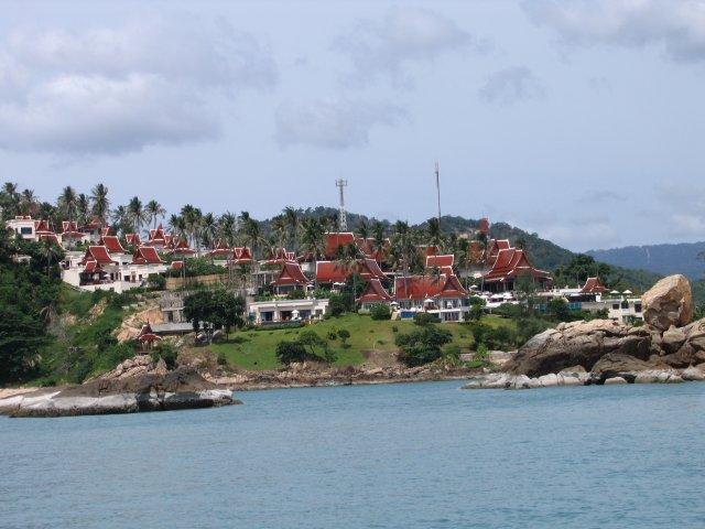 Отель в тайском стиле, Самуи