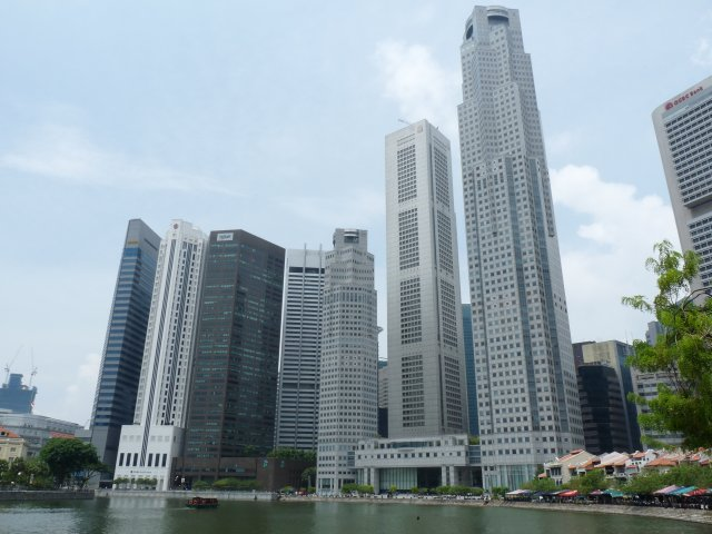Небоскребы, Сингапур