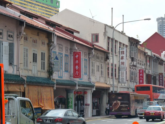 Китайский квартал, Сингапур