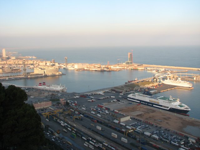 Порт, Барселона