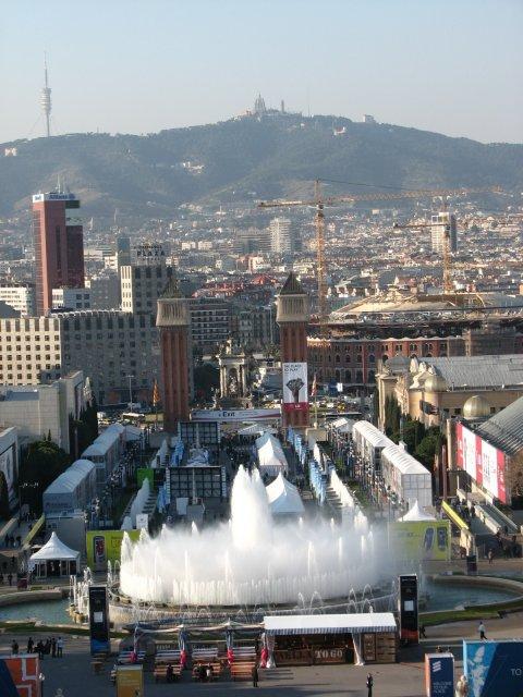 Выставочный центр Fira de Barcelona, Барселона