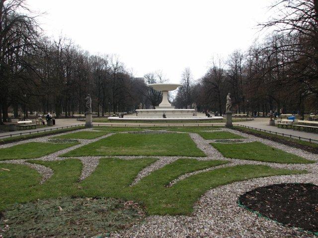 Городской парк, Варшава