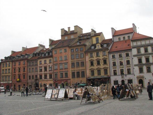 Старый город, Варшава