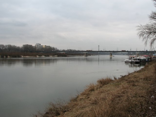 Река Висла, Варшава