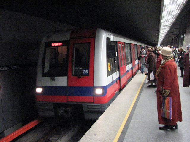 Варшавское метро
