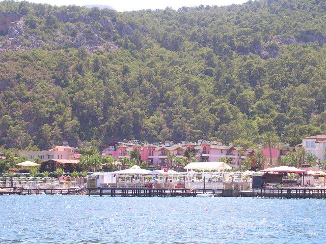 Отель Sea Gull, Кемер, Турция
