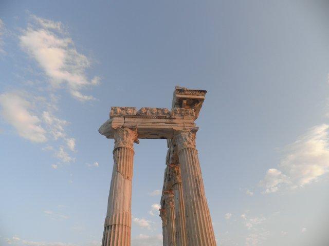 Турция. Сиде. Храм Аполлона