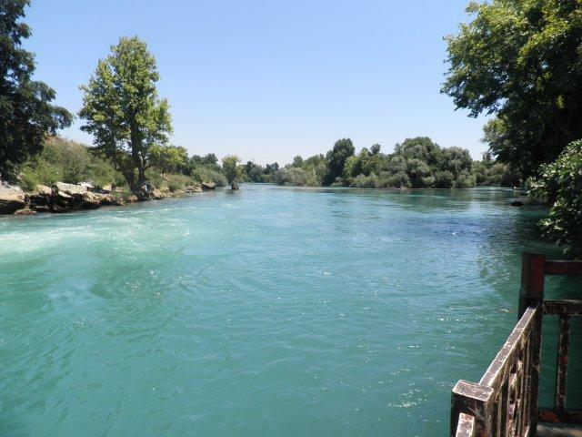 Турция. Река Манавгат