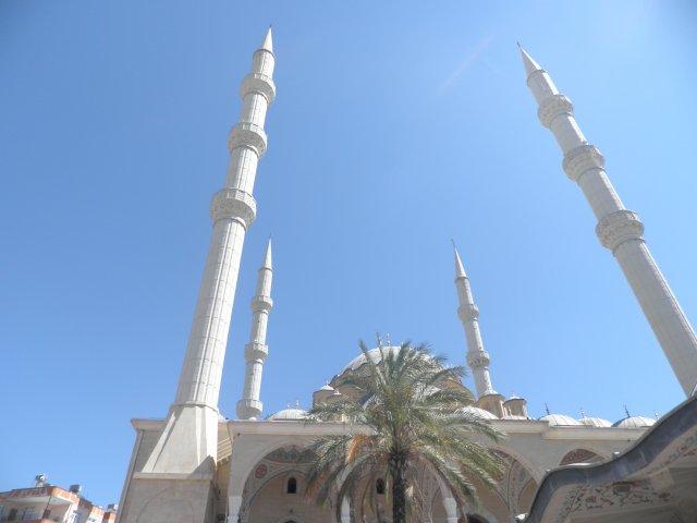 Турция. Манавгат. Городская мечеть