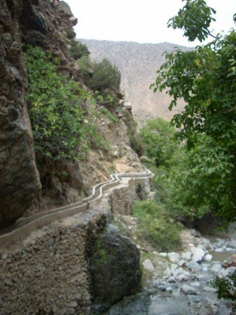 Долина Урика, Марокко