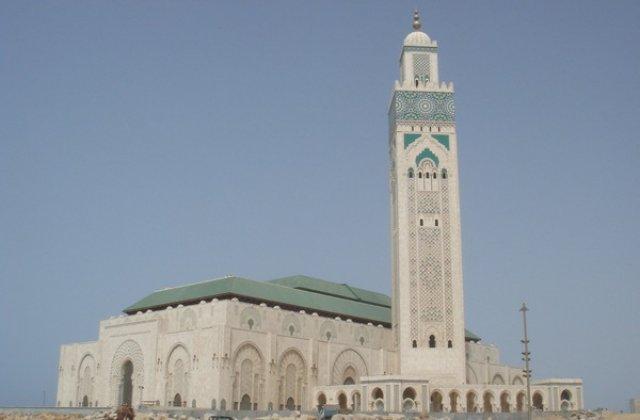 Мечеть Хасана II, Касабланка, Марокко