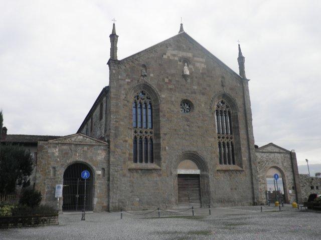 Церковь Святого Августина Бергамо