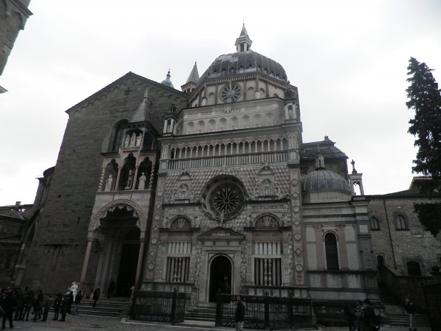 Базилика Санта Мария Маджоре Бергамо