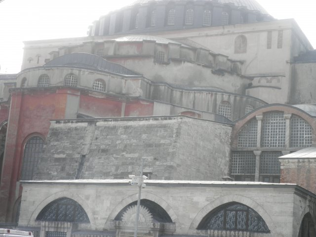 Стамбул. Ая-Софья