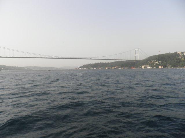 Стамбул. Пролив Босфор