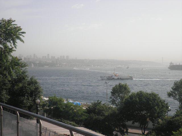 Стамбул. Бухта Золотой Рог