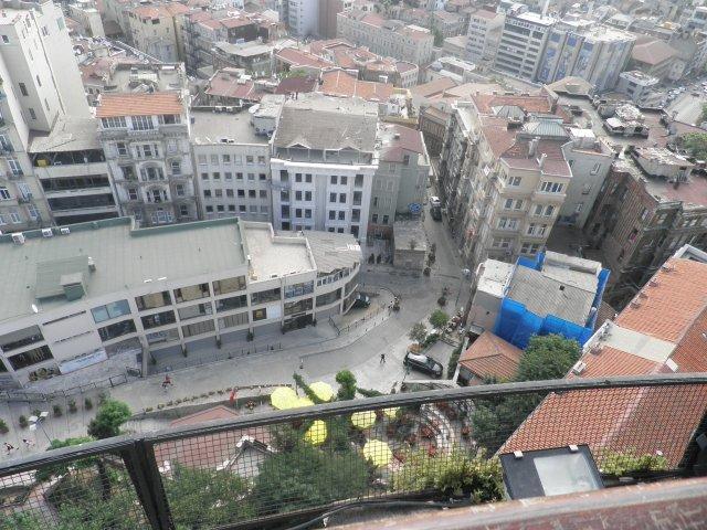 Стамбул с высоты птичьего полёта
