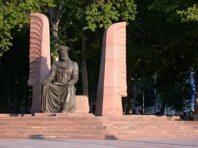 Таджикистан, Средняя Азия