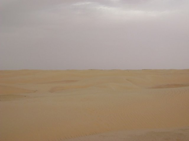 Тунис. Пустыня Сахара