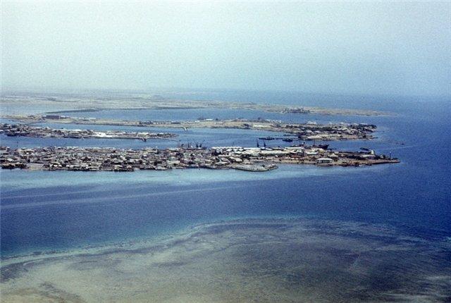 Массау, Эритрея