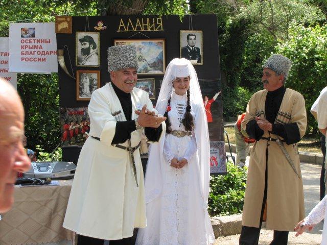 День Исторического бульвара в Севастополе, Крым, Украина