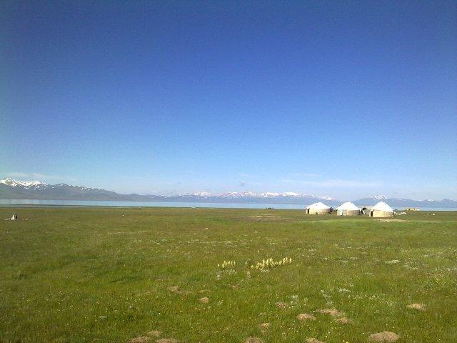 озеро Сонкуль